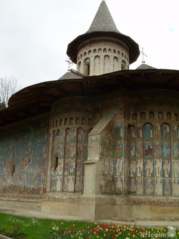 Экскурсия в монастырь Воронец (Румыния) фото