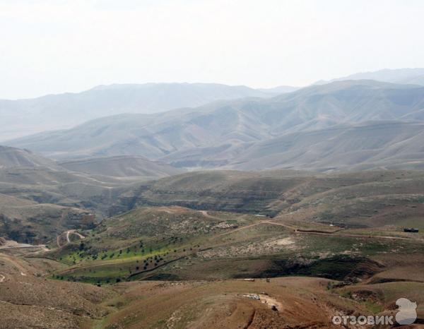 Экскурсия в Лавры Саввы Освященного (Палестина) фото